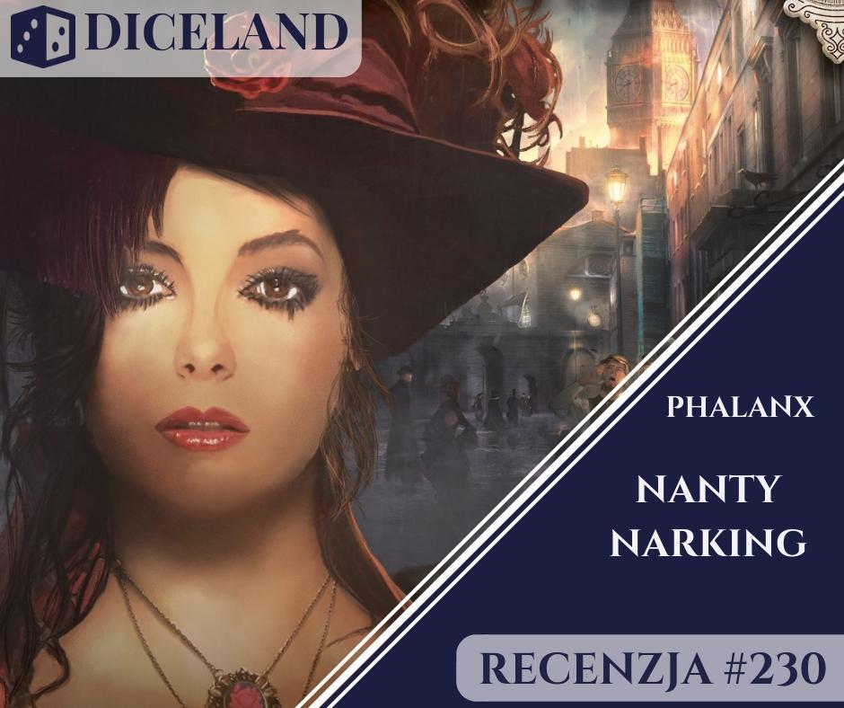 Recenzja 230 Recenzja #230 Nanty Narking