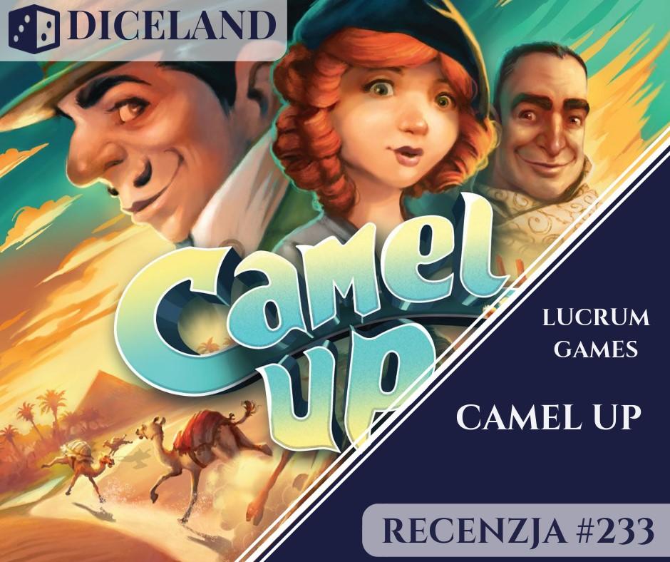 Recenzja 233 Recenzja #233 Camel Up