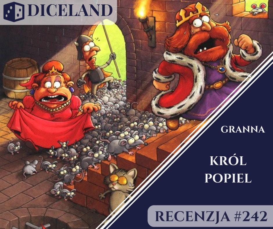 Recenzja 242 Recenzja #242 Król Popiel