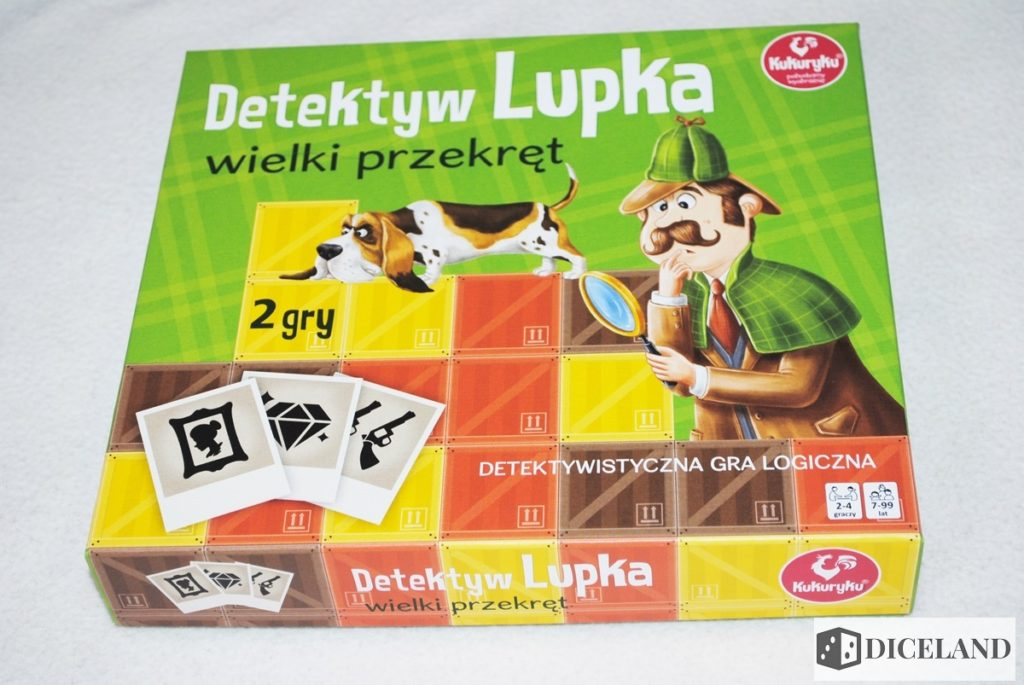 Detektyw Lupka 23 1024x685 Recenzja #264 Detektyw Lupka