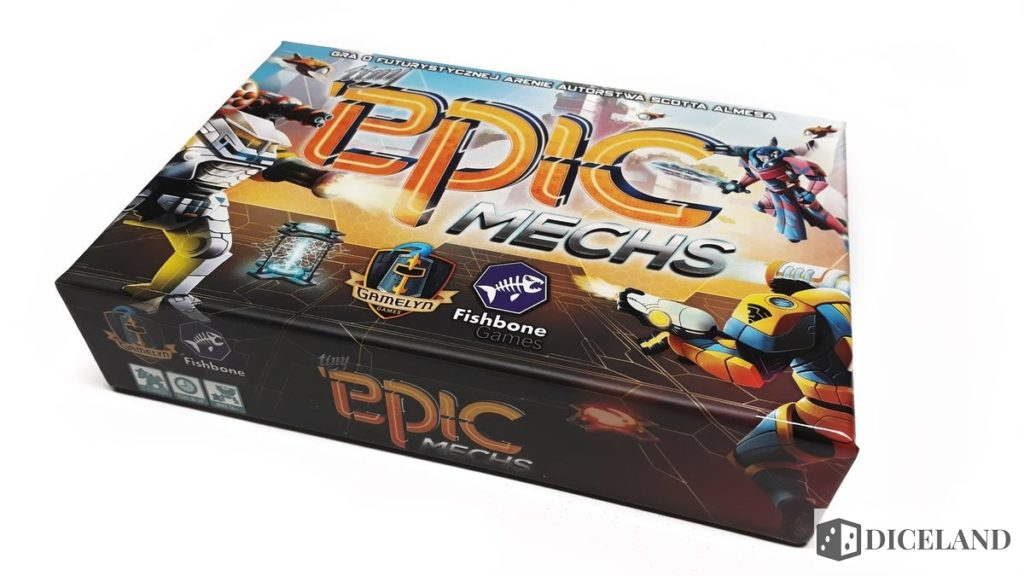 Tiny Epic Mechs 1 1024x576 Recenzja #268 Tiny Epic Mechs