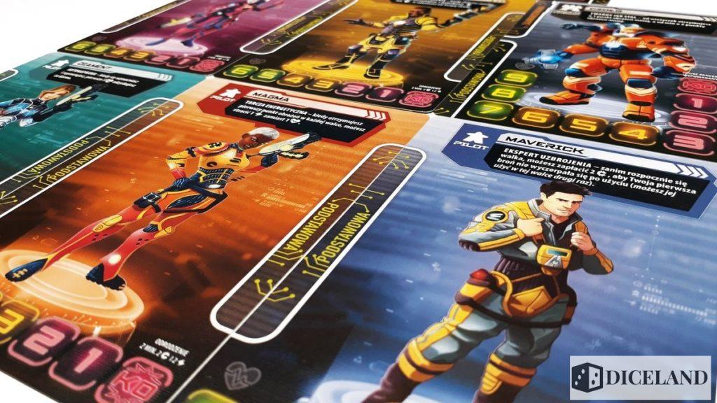 Tiny Epic Mechs 11 1024x576 Recenzja #268 Tiny Epic Mechs