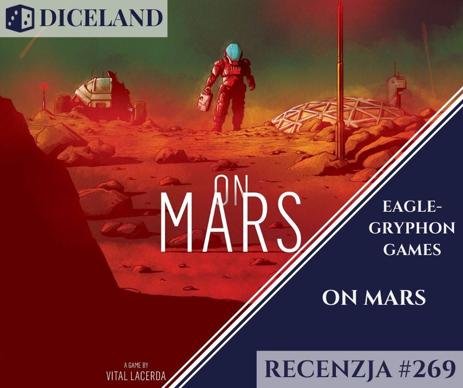 Recenzja 269 Recenzja #269 On Mars