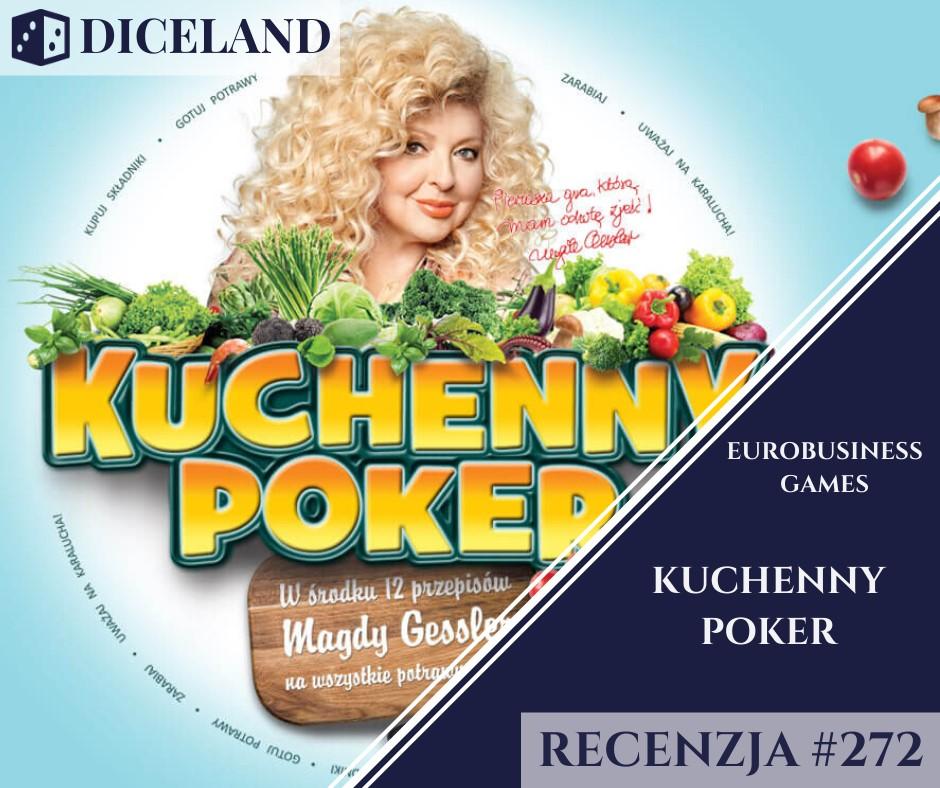Recenzja 272 Recenzja #272 Kuchenny Poker