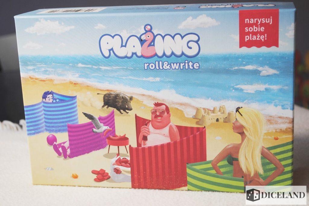 1 1024x685 Recenzja #291 Plażing Roll & Write