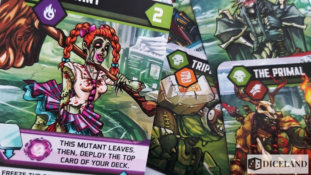 Mutants The Card Game 10 1024x576 Recenzja #294 Mutants: The Card Game