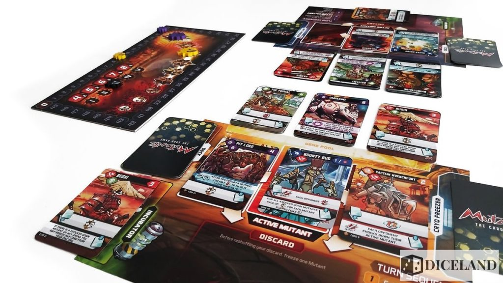 Mutants The Card Game 13 1024x576 Recenzja #294 Mutants: The Card Game