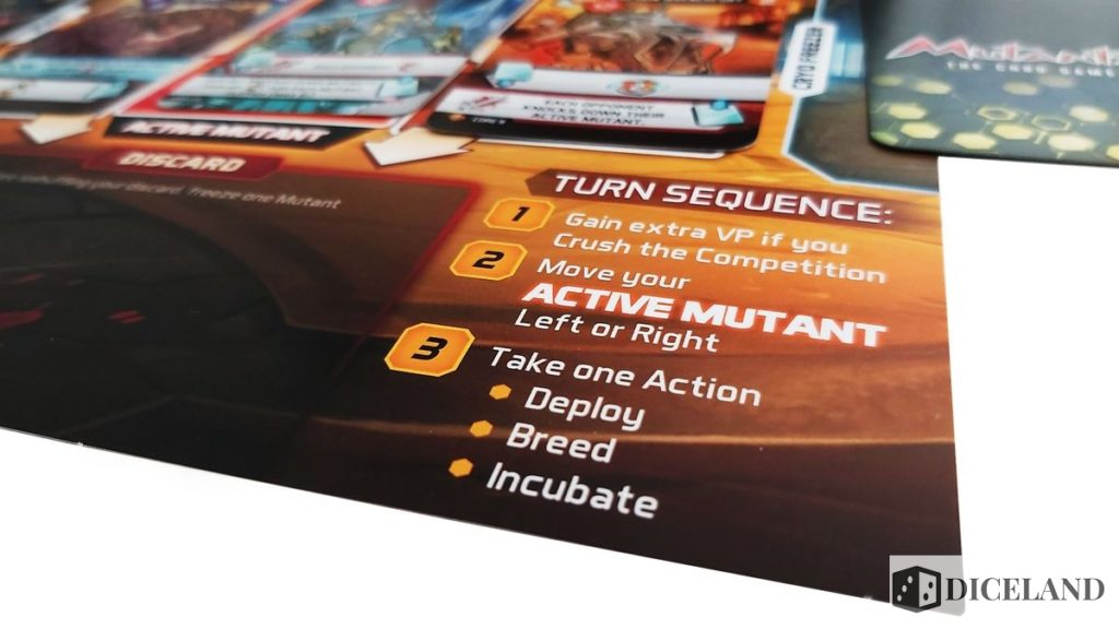 Mutants The Card Game 15 1024x576 Recenzja #294 Mutants: The Card Game