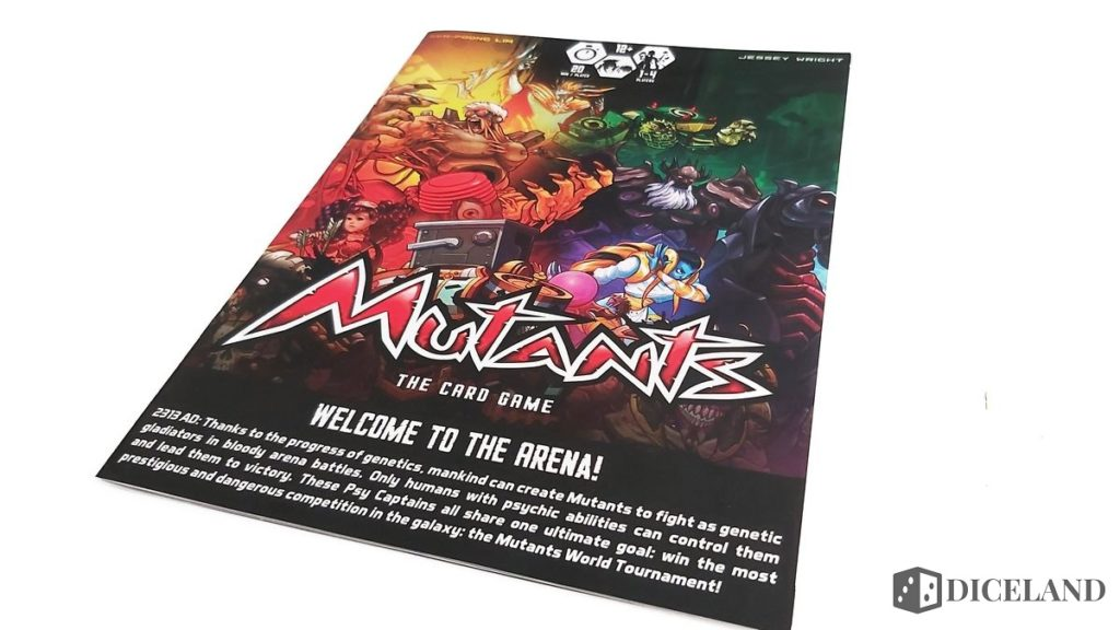 Mutants The Card Game 3 1024x576 Recenzja #294 Mutants: The Card Game