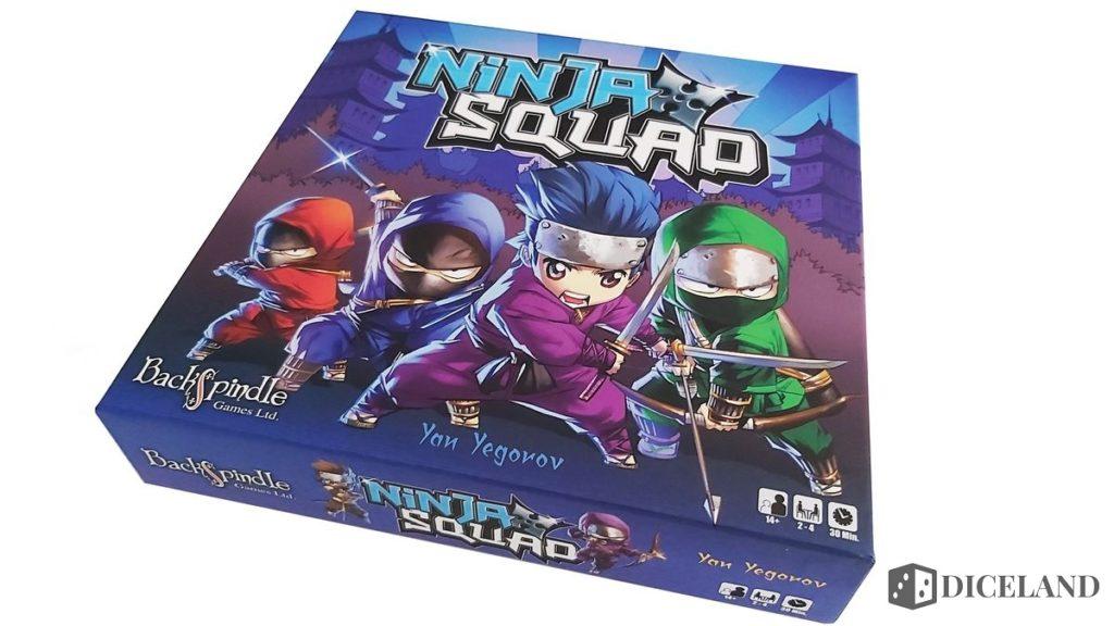 Ninja Squad 1 1024x576 Recenzja #293 Ninja Squad