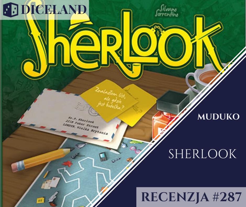Recenzja 287 Recenzja #287 Sherlook