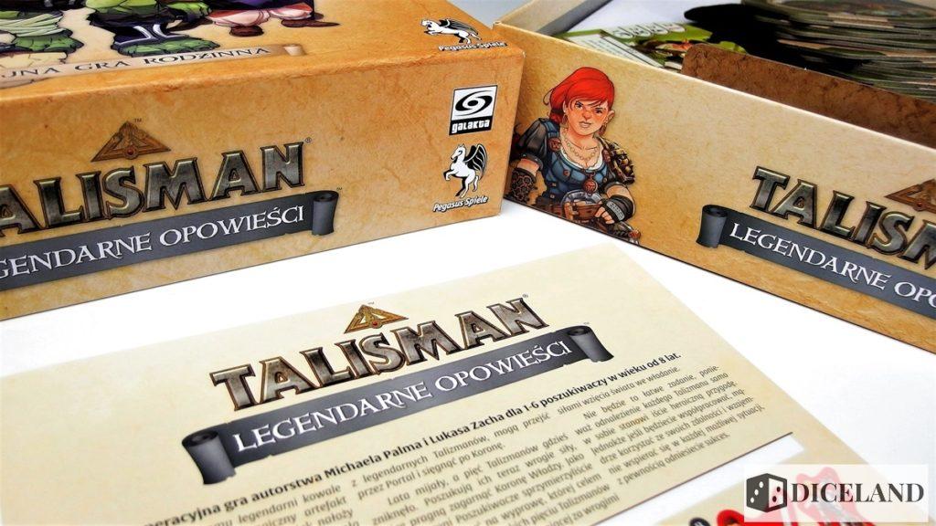 Talisman 3 1024x576 Recenzja #299 Talisman: Legendarne opowieści