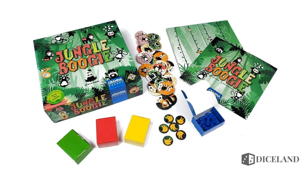 Jungle Boogie 1 1024x576 Recenzja #317 Jungle Boogie