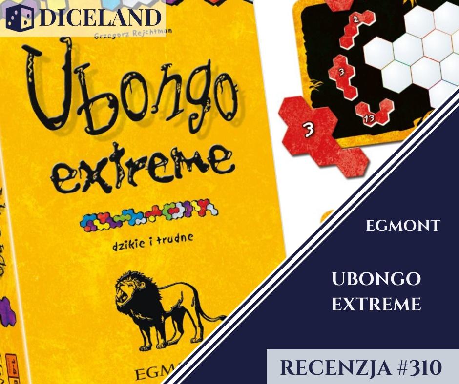 Recenzja 310 Recenzja #310 Ubongo extreme