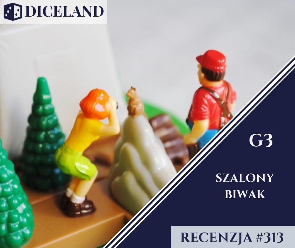Recenzja 313 Recenzja #313 Szalony biwak/ Crazy campers