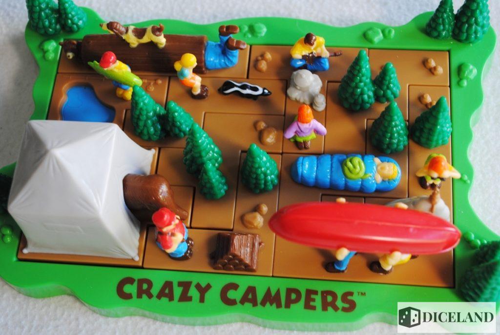 szalony biwak 6 1024x685 Recenzja #313 Szalony biwak/ Crazy campers