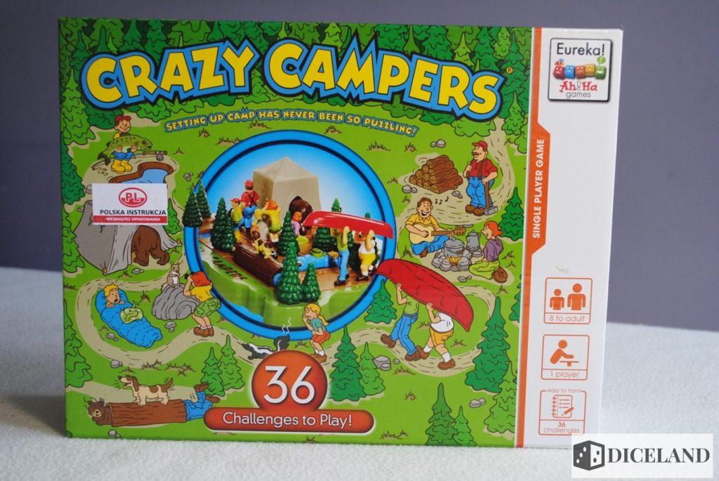 szalony biwak 7 1024x685 Recenzja #313 Szalony biwak/ Crazy campers